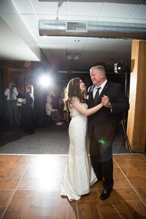 Father Daughter Dance | Affichomanie Blog