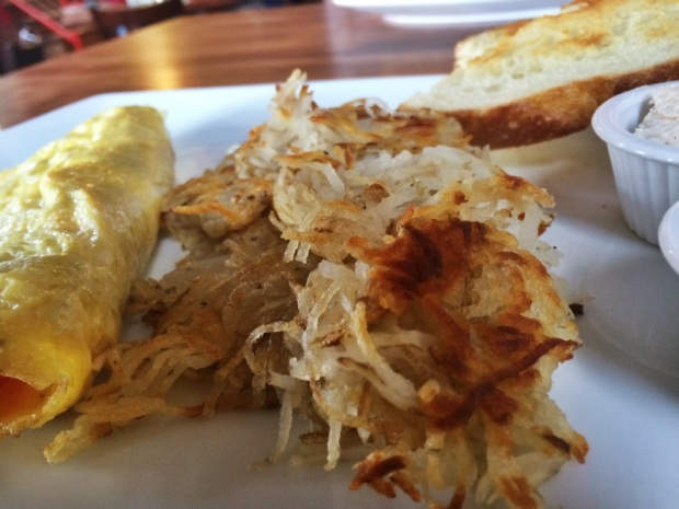 Engine Company No. 3 Omelette & Hashbrowns