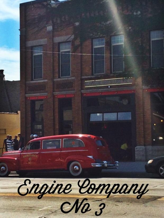 Engine Company No. 3, Milwaukee