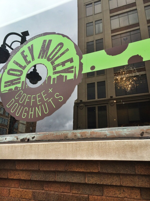 Holey Moley Coffee & Doughnuts in Milwaukee