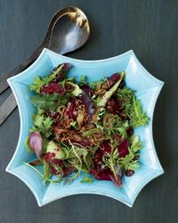 beet cherry salad