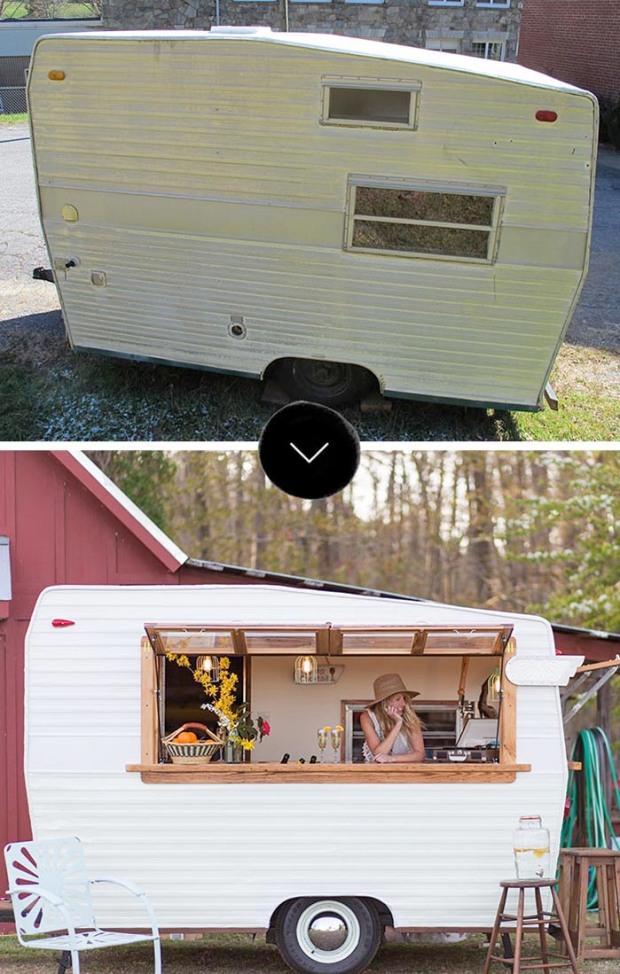 Camper Design Sponge